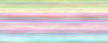 Colorful Blended Stripes Of Thick Paint (seamless Texture)