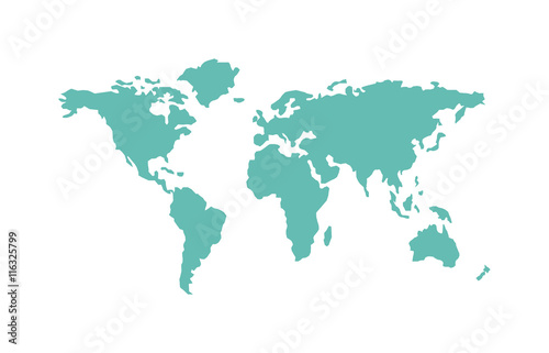 World map planet and world map global continents world map symbol world map planet and world map global continents world map symbol land ocean abstract silhouette gumiabroncs
