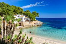 Cala Gat At Ratjada, Mallorca ...
