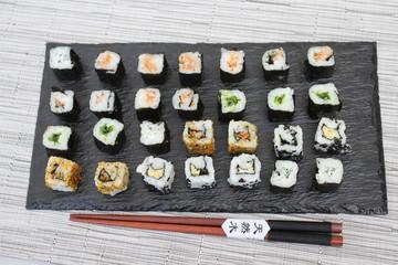 Fototapeta Sushi sushis 21072016