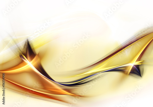 Elegant abstract