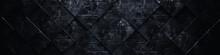 Dark Grungy Background (Website Head) - 3D Illustration