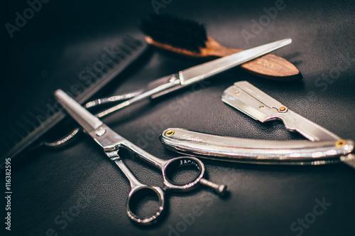 Zdjęcie XXL Narzędzia fryzjerskie