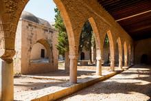 Agia Napa Monastery In Cyprus