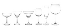 Cocktail Glass Collection Most Popular Cocktail And Wine Glasses