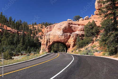 fototapeta na lodówkę Bryce Canyon NP