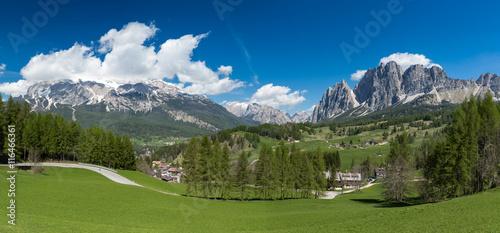 Cadres-photo bureau Alpes Dolomites, Italy