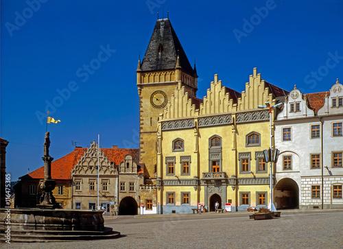 Photo  Tabor, Czech Republic
