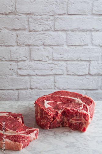 Delicious Raw Steak from Avila, Spain