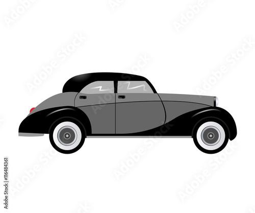Retro Luxury Car Icon Buy This Stock Vector And Explore Similar