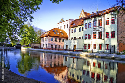 Bydgoszcz Venice on the Brda River