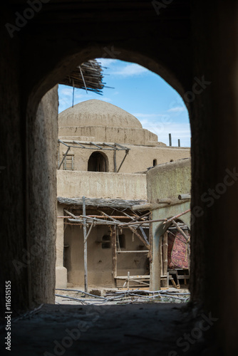 Foto op Plexiglas Cyprus Old oriental antique fortress