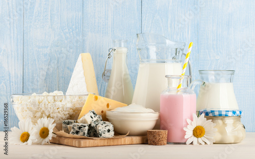In de dag Zuivelproducten Dairy products