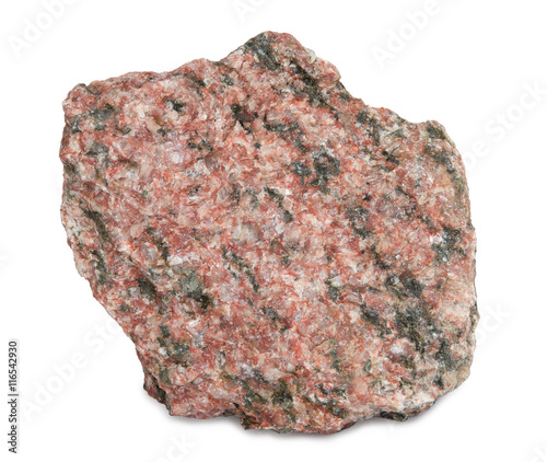 Red Granite Granite Is A Common Type Of Felsic Intrusive