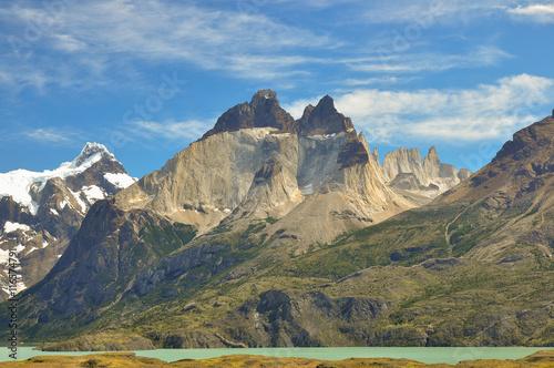 Fotografie, Obraz  Torres del Paine National Park