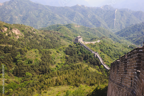 Papiers peints Muraille de Chine The great wall of China