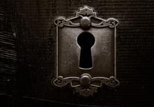 Grunge Door Lock