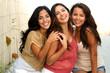 canvas print picture - Beautiful Latin Women