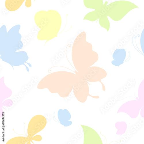 butterflies design - 116656559