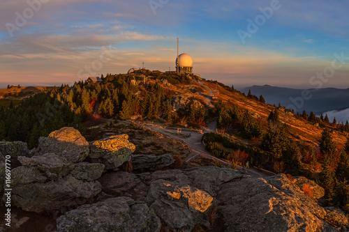 Photo Gipfelplateau des Grossen Arber
