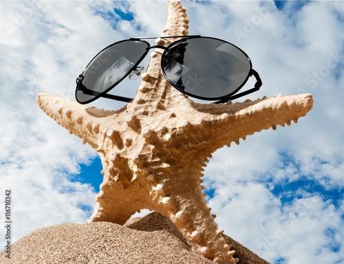 Sunglasses. Fototapeta