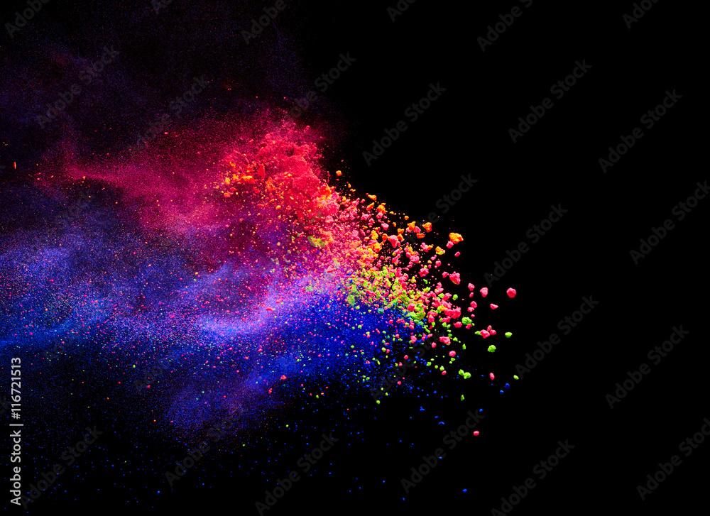 Fototapeta Splash of paint