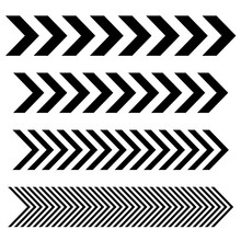 Arrow Linear Signs