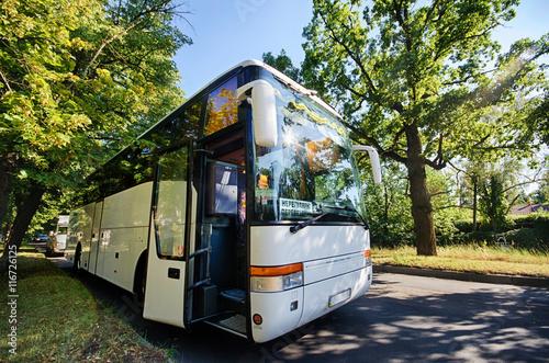 Zdjęcie XXL Duży autobus turystyczny
