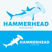 Vector Logo Hammerhead. Brand'...