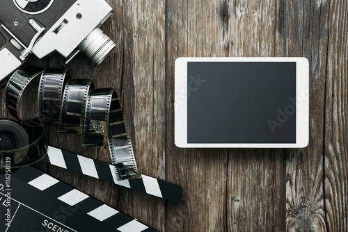 Photo  Cinema and film production