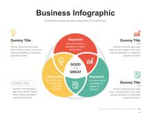 Flat Business Presentation Vec...