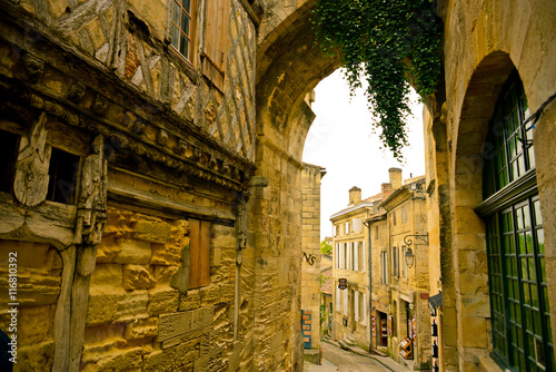 Photo Beautiful streets of Saint-Emilion