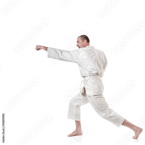 Deurstickers Vechtsport Martial arts