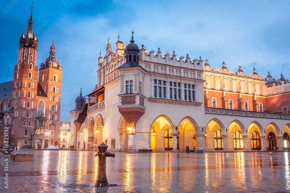 Fototapety, obrazy: Krakow, Poland