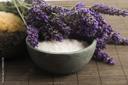 lavender spa Canvas
