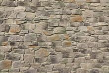 Modern Textured Stonewall Made...
