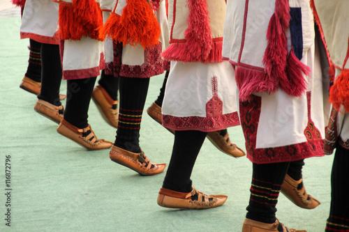 Danza de Macedonia Plakát