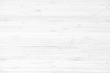 White Wood Panel Texture Background