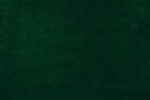 Green Color Velvet Texture Bac...