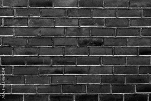 Foto op Plexiglas Brick texture with scratches and cracks