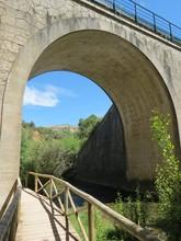 Espagne - Andalousie - Pont Entre Montejacque Et Benaojan