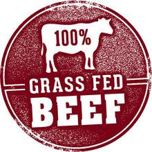 100% Grass Fed Beef