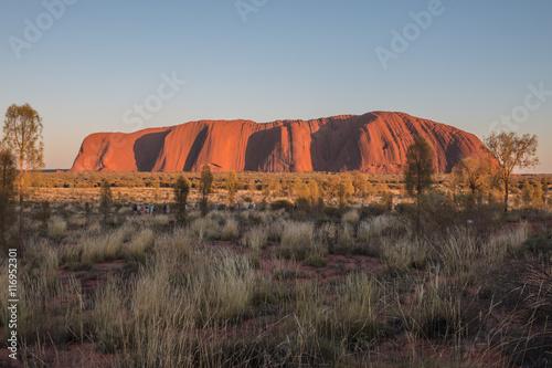 Landschaft im Outback, Australien
