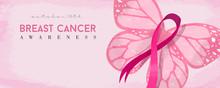 Breast Cancer Awareness Banner...