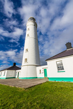 Nash Point East Tower Lighthouse