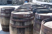 Whiskyherstellung Auf Islay