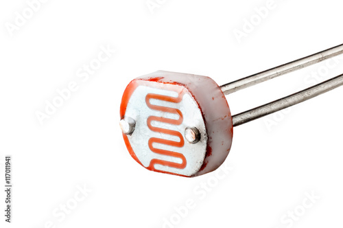 Light Dependent Resistor Macro - Buy this stock photo and explore ...