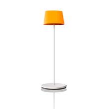Floor Light Fixture Vector - Yellow Floor Lamp