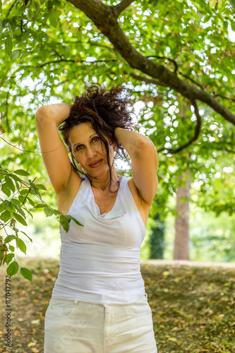 Sexy mature womed