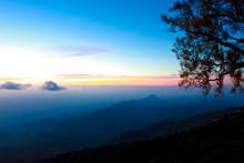 Phu Tub Berk Viewpoint Phu Hin Rong Kla National Park Thailand